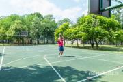 Территория, спорт площадка