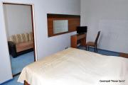 «I КАТЕГОРИЯ» 2-х местный 2-х комнатный без балкона (корп № 1)