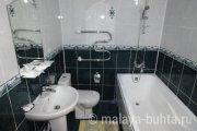 «Люкс без балкона» 2-х местный 2-х комнатный